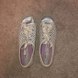 Chevron Keds Shoes